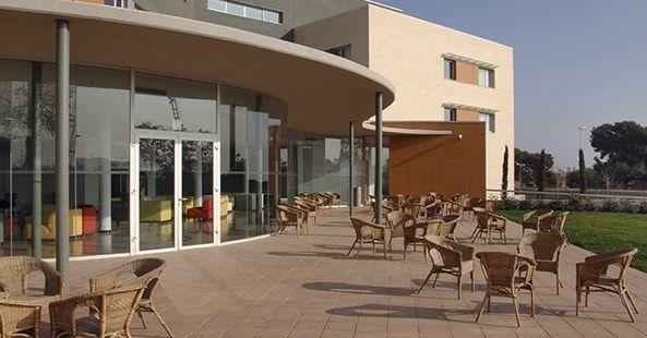 Español en una academia